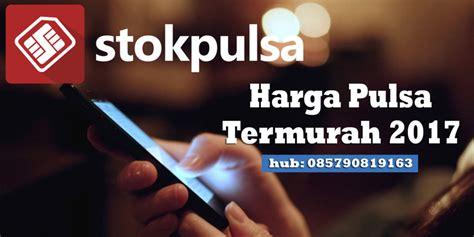 server pulsa nasional dan retail termurah se indonesia
