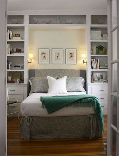 how to make a small bedroom look larger creative ways to make your small bedroom look bigger hative 21257 | 45 great ways to make your small bedroom look bigger