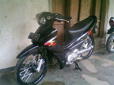 Modifikasi Jupiter Z 2008 by Modifikasi Jupiter Z Jupiter Burhan 2008