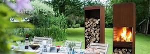 Cheminée Barbecue Exterieur : chemin e ext rieur design chemin e ext rieure barbecue achat suisse romande morges crissier ~ Preciouscoupons.com Idées de Décoration