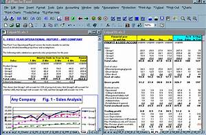 5 monthly financial report excel template progress report With financial reporting templates in excel
