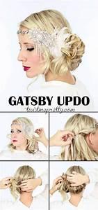 gatsby updo   Swing dancing   Pinterest   Updo, So cute ...
