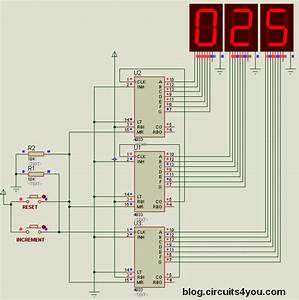 Object Counter Circuit
