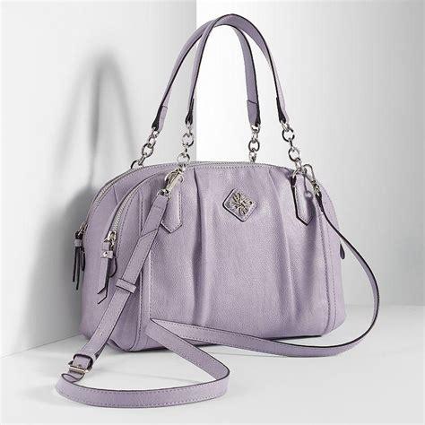 simply vera vera wang landsdale mini  kohls purses
