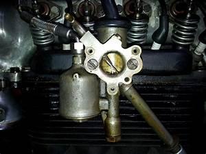 1953 Nimbus  Carburettor