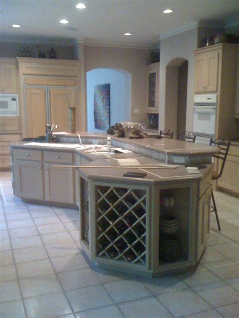 shaped kitchen islands an oddly shaped kitchen island why it s one of my biggest pet peeves designed