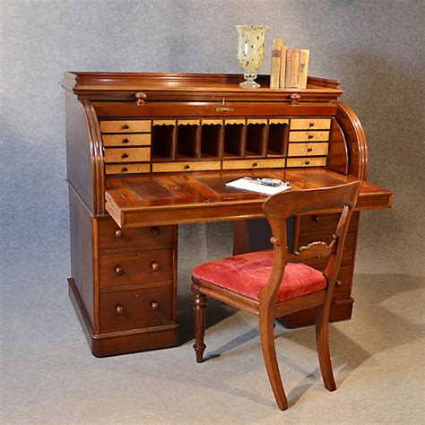 the bureau antique writing bureau large