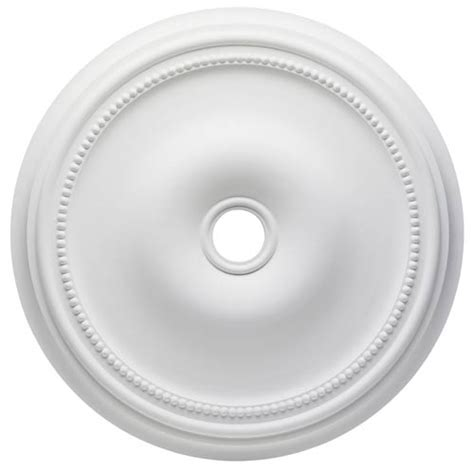 westinghouse split ceiling medallion westinghouse lighting 7776000 belmont polyurethane ceiling