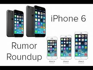 Iphone 6 rumors 4739 5539 screens sapphire glass ios 8 for Iphone 5 features friday rumor roundup