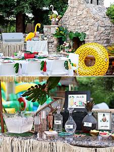 10, Creative, Ideas, For, Your, Tropical, Summer, Bash, Part, 2, Hostess, With, The, Mostess, U00ae