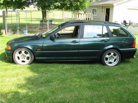 Find Used 2000 Bmw 323i Touring Wagon In White Lake