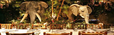dubai cuisine rainforest cafe central piccadilly circus meeting