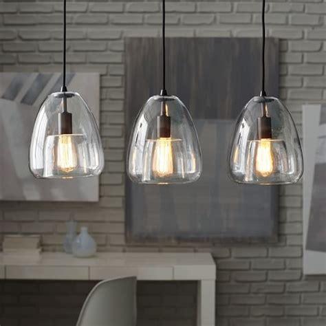 west elm pendant light duo walled chandelier 3 light west elm