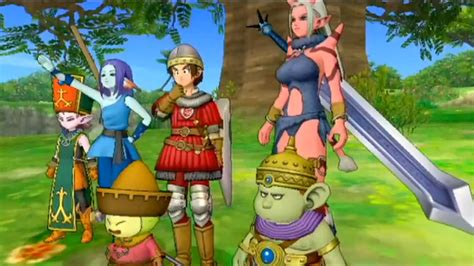 dragon quest  expansion heading  wii  wii  pc