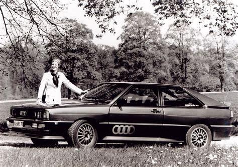1980 Audi Quattro Photos Informations Articles
