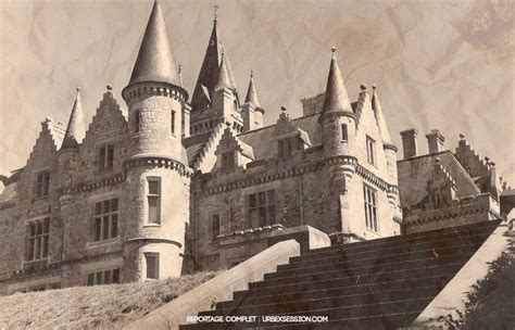 chateau noisy miranda urbex session exploration de