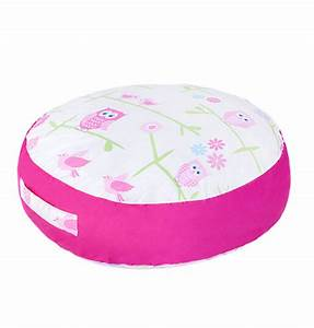 Children39s giant floor cushions soft foam filled large for Childrens large floor cushions