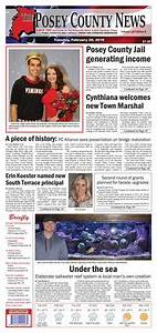 February 20, 2018 - The Posey County News by The Posey ...