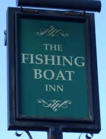 Fishing Boat Inn Menu Boulmer by Sign For The Fishing Boat Inn Boulmer 169 Jthomas Cc By Sa