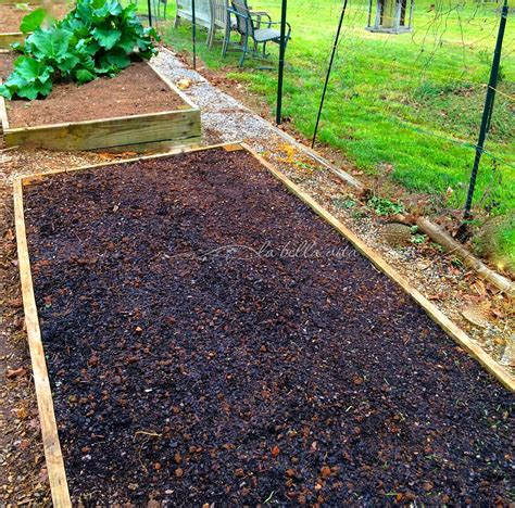 how to prepare garden soil la vita cucina