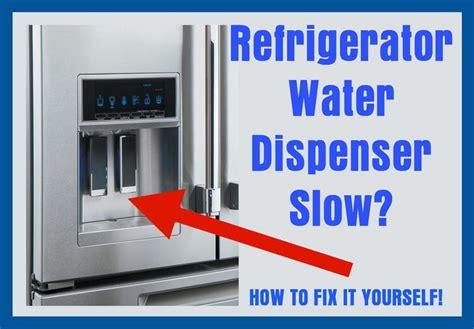 insinkerator water dispenser broken water dispenser kenmore refrigerator automatic