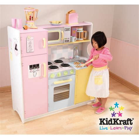 Kidkraft Kitchen Good Kidkraft Uptown Kitchen With