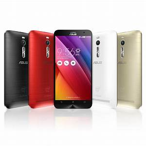 Asus Zenfone 2 64gb 4gb Ram - Ze551ml - Red