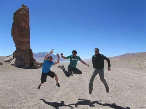 Dancing With El Indio Atacama Desert Chile