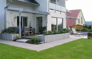 Terrasse Holz Stein Kombination : steinterasse bilder ideen couch ~ Eleganceandgraceweddings.com Haus und Dekorationen