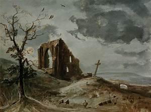 - Carl Gustav Carus as art print or hand painted oil.