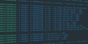 An In-depth Guide To Iptables  The Linux Firewall