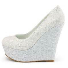 white wedding wedges shoes 1000 images about noors list on white wedges wedges and white wedding shoes