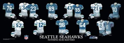 seattle seahawks franchise history  fans essentials