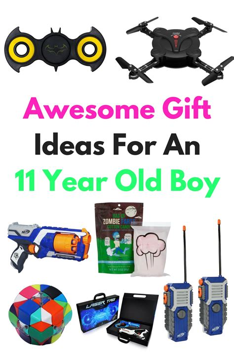 awesome gift ideas for an 11 year old boy get your