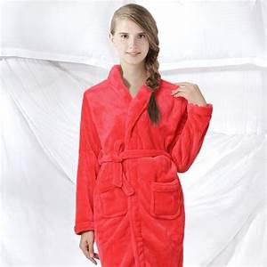 robe de chambre polaire femme With robe de chambre pour femme en polaire
