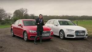 Dimension Audi A4 Avant : audi a4 and a4 avant 2016 review telegraph cars youtube ~ Medecine-chirurgie-esthetiques.com Avis de Voitures