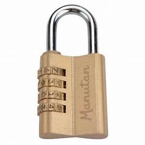 Cadenas à Code : cadenas antivol manutan achat vente de cadenas antivol ~ Edinachiropracticcenter.com Idées de Décoration