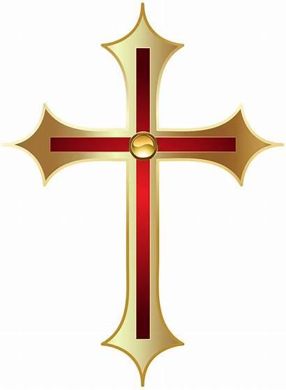 Cross Clip Christian Symbol Easter Transparent Clipart
