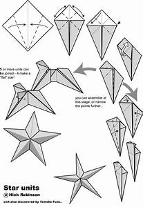 Modular Star Origami Instructions Modular Origami