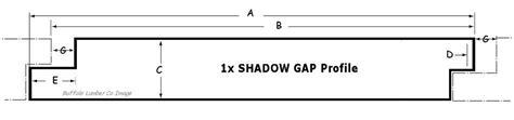 Shiplap Profile by Cedar Siding Prices Cedar Shiplap