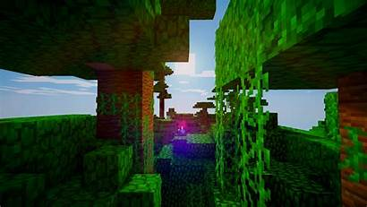 Minecraft 1080p Creeper Wallpapers Simple Backgrounds Jungle