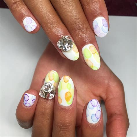 bubble nail art designs ideas design trends