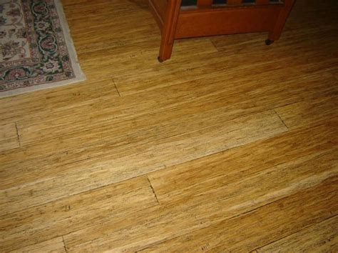 Carbonized Bamboo Floors   WoodFloorDoctor.com