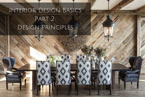 Interior Design Basics Part 2 Interior Design Principles