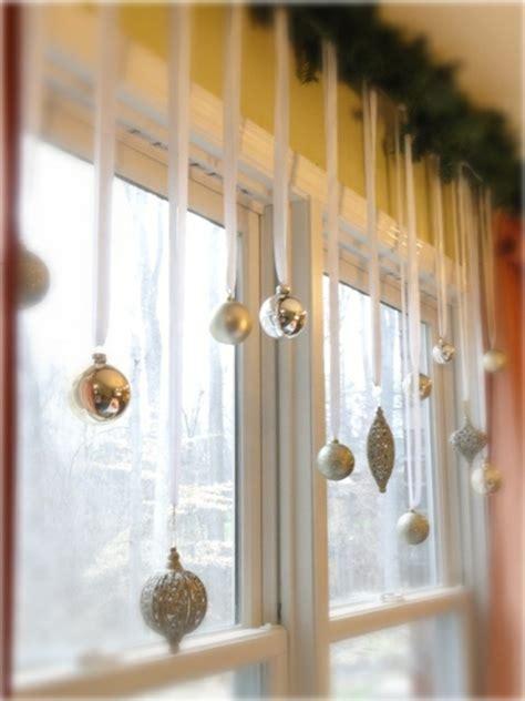 Weihnachtsdeko Ans Fenster Hängen by 35 Bastelideen F 252 R Fenster Weihnachtsdeko