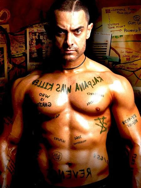 aamir khan  bollywood hunks  ghajini