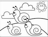 Coloring Printable Objects sketch template