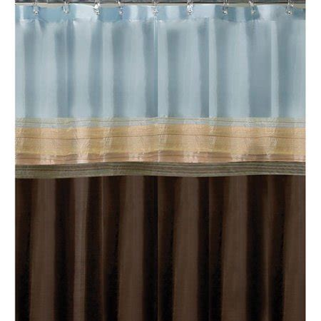 Creative Bath Shower Curtains by Creative Bath Mystique Shower Curtain Walmart