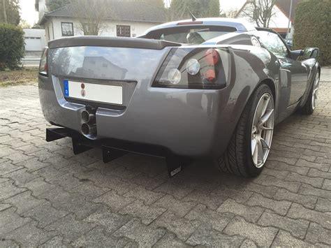 Opel Speedster Price by Opel Speedster Vx220 Diffuser Aluminium Carbon Diamondracing