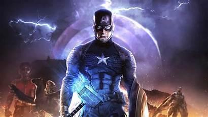 Captain America Endgame 4k Avengers Wallpapers Quotes
